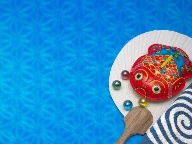 金魚を飼っている水槽の水温が高い!水温を下げる方法